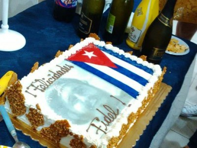 compleanno Fidel