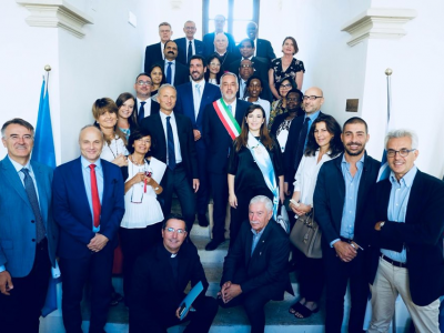 Strengthened #Italy & Indian Ocean Rim Association - IORA #partnership also includes encouraging trade and investments with #IORA Member States