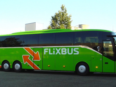 FLIXBUS riparte in Italia.