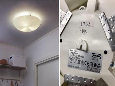 Plafoniere Per Esterno Ikea : Lampada forsa ikea lámparas flexo y de escritorio