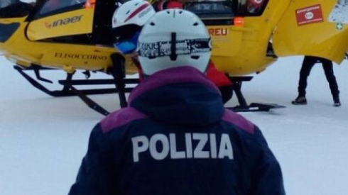 Trentino: incidente in pista, muore sciatore.